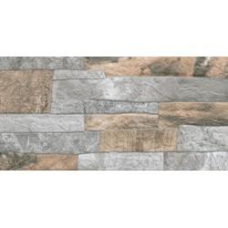 Πλακάκι επένδυσης τοίχου MAGMA GRIS 23X46 ECON (Τιμή/m2)