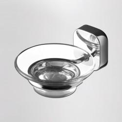 Σαπουνοθήκη μπάνιου κρυστάλλινη THESSA 2403