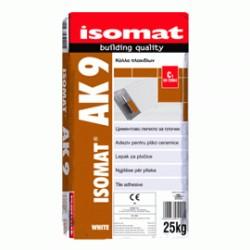 Κόλλα Πλακιδίων ISOMAT AK 9