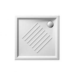 Ντουζιέρα τετράγωνη SLIM 3397